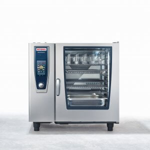 Rational Self Cooking cENTER model 102 fırın Ratioanl Türkiye