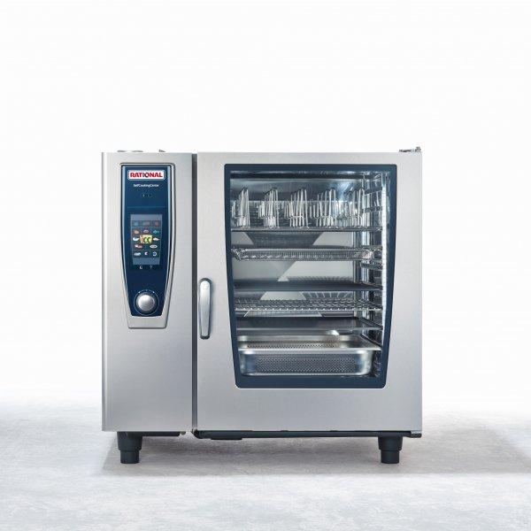 Rational Self Cooking cENTER model 102 fırın Ratioanl Türkiye